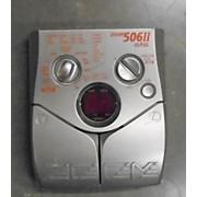 Zoom 506 II BASS Effect Processor