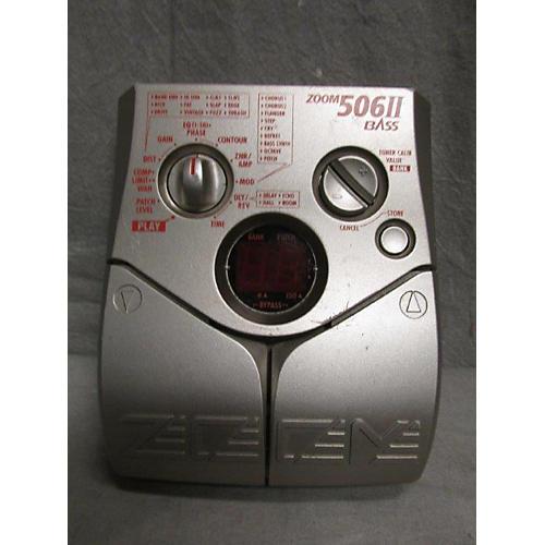 Zoom 506II Bass Effect Processor-thumbnail
