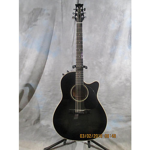 Alvarez 5087 Bi-phonic Acoustic Electric Guitar-thumbnail