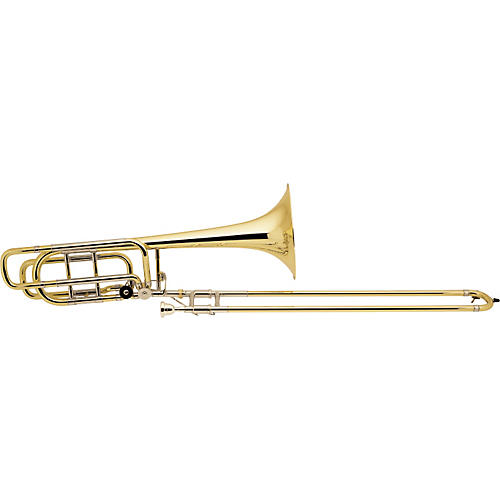 Bach 50B3 Stradivarius Series Bass Trombone Standard Wrap 50B3 9.5-inch Yellow Bell