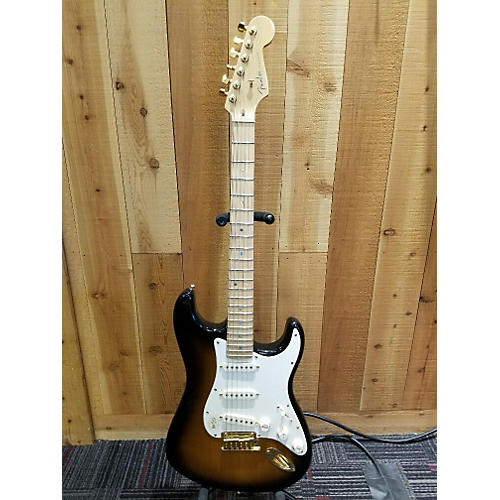 Fender 50TH Anniversary Deluxe Stratocaster Solid Body Electric Guitar