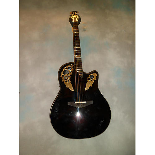 Ovation 50TH Anniversary Elite Ltd Ed (#26-50) Acoustic Electric Guitar