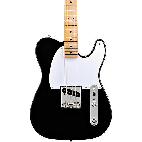 Fender '50s Esquire Electric Guitar Black Maple Fretboard