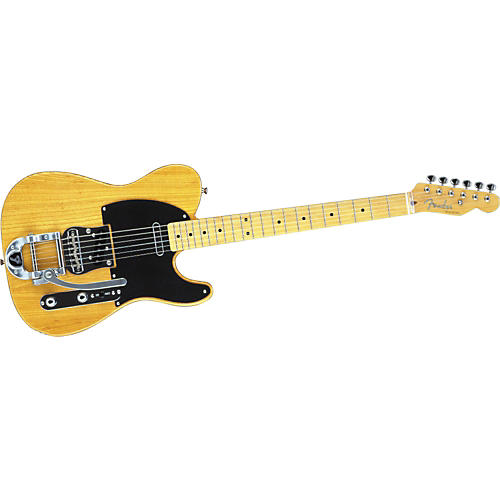 Fender '50s Tele Electric Guitar with Bigsby-thumbnail