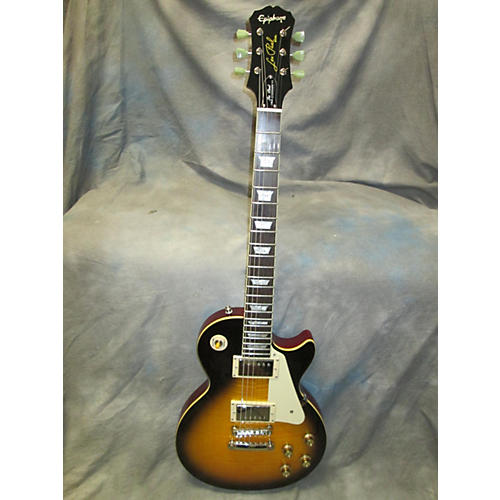 Epiphone 50th Anniversary 1960 Les Paul Version 3 Solid Body Electric Guitar