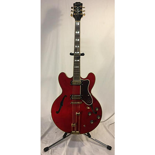 Epiphone 50th Anniversary 1962 Reissue Sheraton E212TV Tremotone Hollow Body Electric Guitar