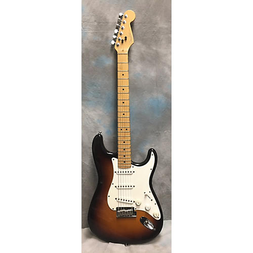 used fender 50th anniversary american standard stratocaster solid body electric guitar 3 color. Black Bedroom Furniture Sets. Home Design Ideas