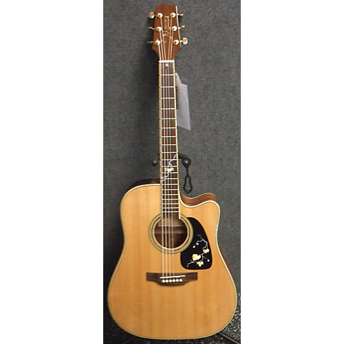 Takamine 50th Anniversary EG50 Acoustic Electric Guitar Natural