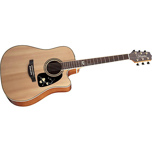 Takamine 50th Anniversary Edition G Series Acoustic-Electric Guitar Natural