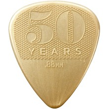 Dunlop 50th Anniversary Nylon Pick, .88mm (12-Pack)