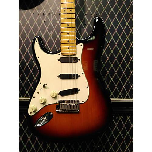 Fender 50th Anniversary Stratocaster Left Handed Electric Guitar Sunburst