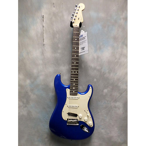 Fender 50th Anniversary Stratocaster Solid Body Electric Guitar Royal Blue
