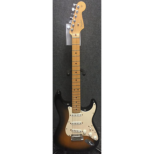 Fender 50th Anniversary Stratocaster Solid Body Electric Guitar-thumbnail