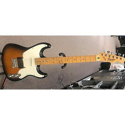 Squier 51 Solid Body Electric Guitar-thumbnail