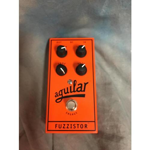 Aguilar 510-256 FIZZISTOR BASS FUZZ PEDAL Bass Effect Pedal
