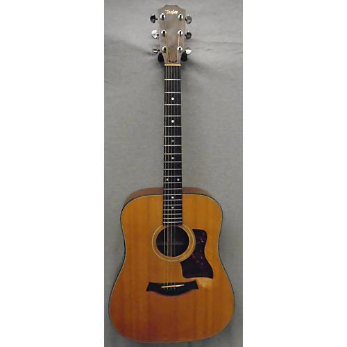 Taylor 510 Acoustic Guitar Natural