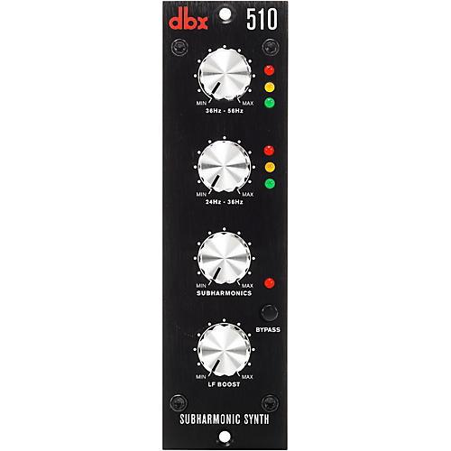 dbx 510 Series Subharmonic Synthesizer-thumbnail