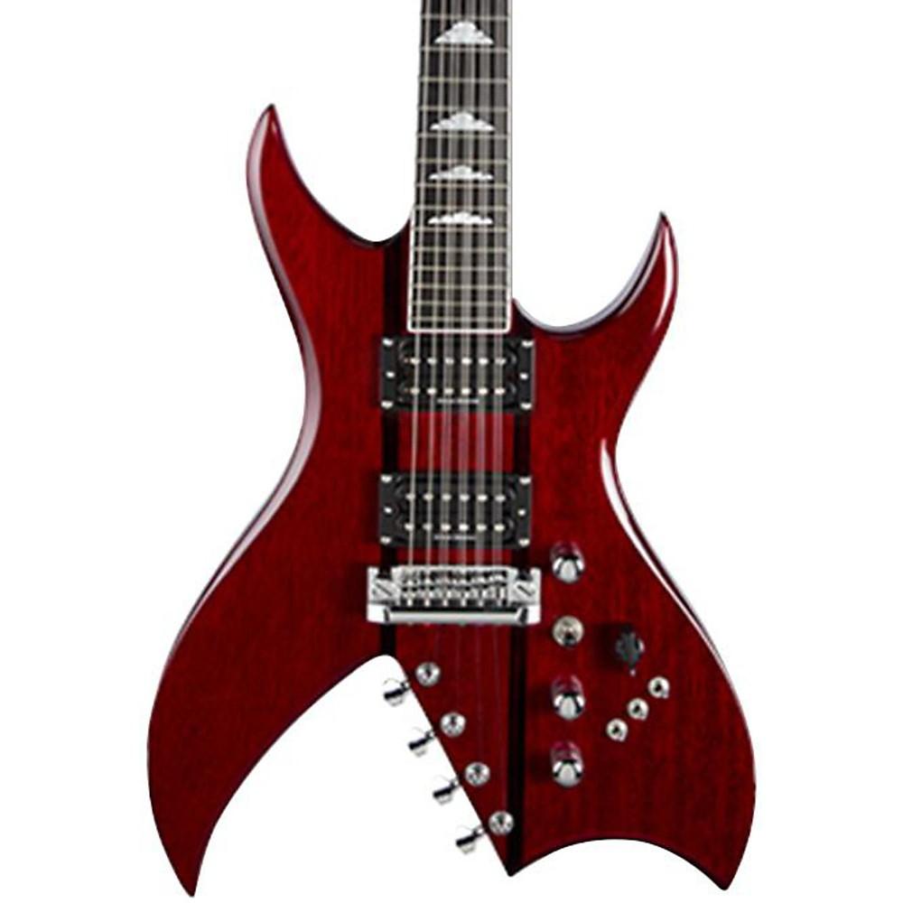 B.C. Rich Perfect 10 Bich 10-String Electric Guitar Dragons Blood