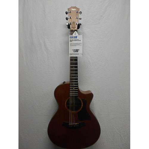 Taylor 512CE Acoustic Electric Guitar-thumbnail