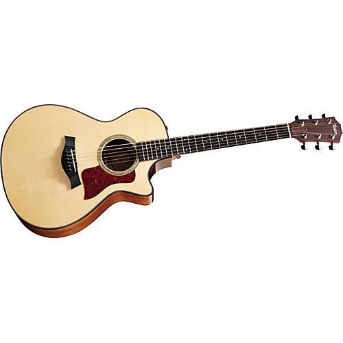 Taylor 512ce Grand Concert Cutaway Acoustic-Electric Guitar