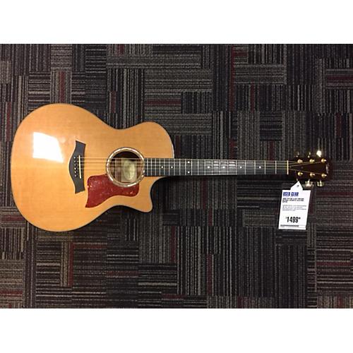 Taylor 514CE Acoustic Electric Guitar Vintage Natural