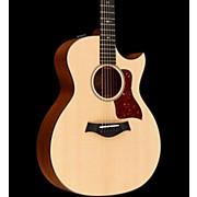 Taylor 514ce Lutz Florentine Gotoh Grand Auditorium Acoustic-Electric Guitar