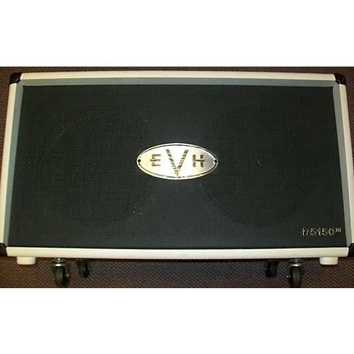 EVH 5150 212ST 2X12 White Guitar Cabinet-thumbnail