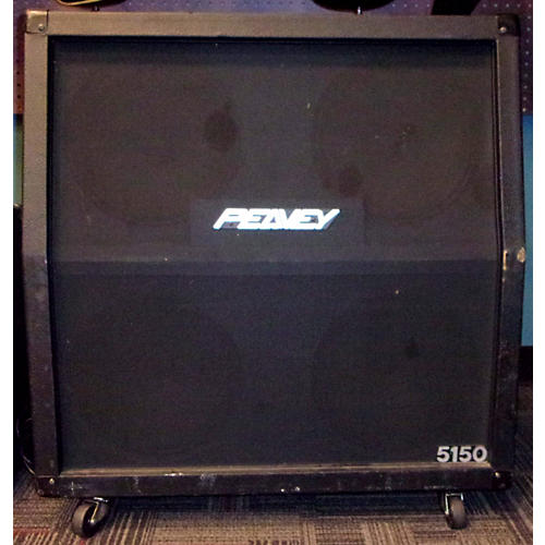 Peavey 5150 4x12 CABINET Black Guitar Cabinet
