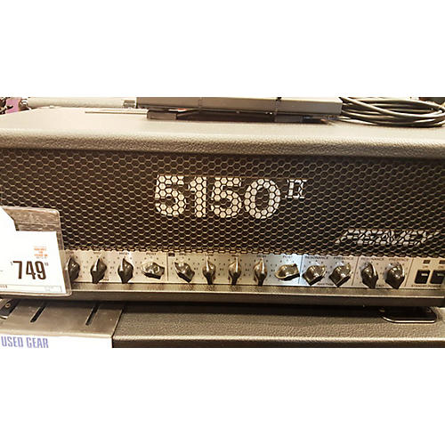 used peavey 5150 ii 120w tube guitar amp head guitar center. Black Bedroom Furniture Sets. Home Design Ideas