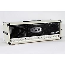EVH 5150 III 100W 3-Channel Tube Guitar Amp Head Level 2 Ivory 888366010518
