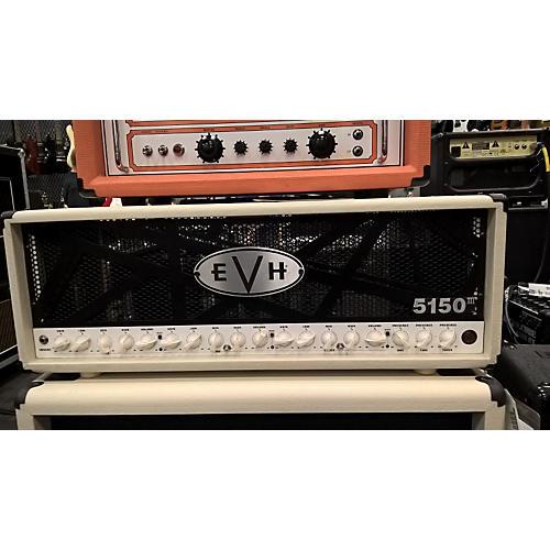 EVH 5150 III 100W IVORY Tube Guitar Amp Head