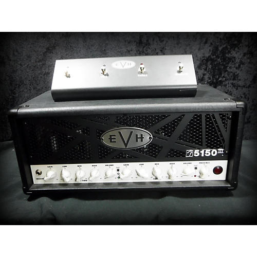 EVH 5150 III 50W Tube Guitar Amp Head-thumbnail