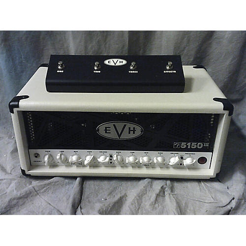 EVH 5150 III 50W Tube Guitar Amp Head-thumbnail