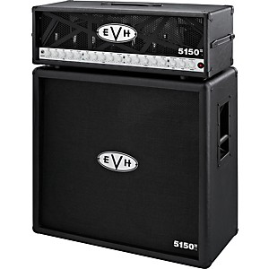 EVH 5150 III Head and 4x12 Half Stack by EVH