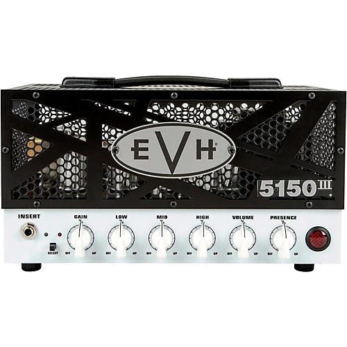 EVH 5150III 15W Lunchbox Tube Guitar Amp Head-thumbnail