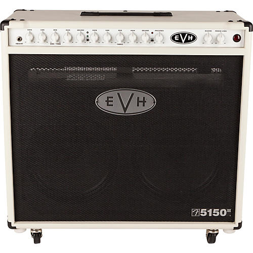 evh 5150iii 2x12 50w tube guitar combo amplifier ivory guitar center. Black Bedroom Furniture Sets. Home Design Ideas