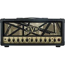 EVH 5150III 50W EL34 50W Tube Guitar Amp Head Level 1 Black