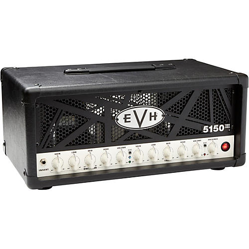 EVH 5150III 50W Tube Guitar Amp Head Black
