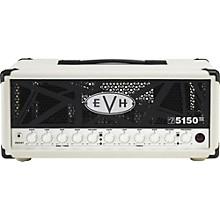 EVH 5150III 50W Tube Guitar Amp Head Level 1 Ivory