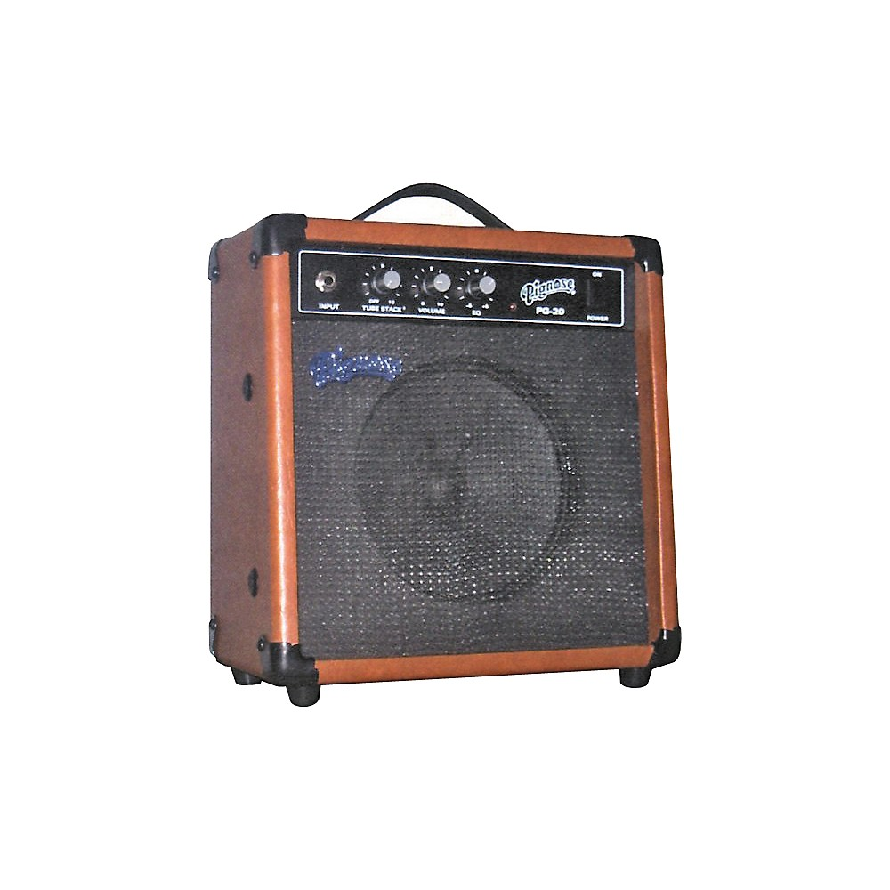 Pignose Pg-20 1X6.5 20W Guitar Combo Amp Brown