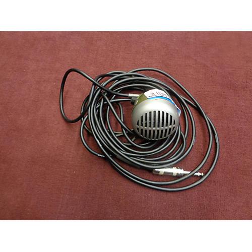 Shure 520DX Green Bullet Dynamic Microphone-thumbnail