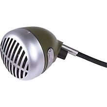 Shure 520DX Green Bullet Mic