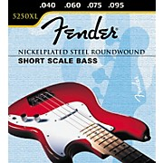 Fender 5250XL Short Scale Bass Extra Light Strings