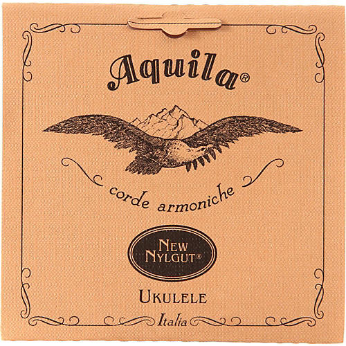 AQUILA 53100 Low G Soprano Ukulele Strings-thumbnail