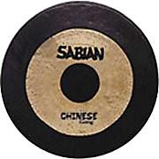 "Sabian 53401 34"" Chinese Gong"