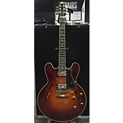 The Heritage 535ALSB Hollow Body Electric Guitar