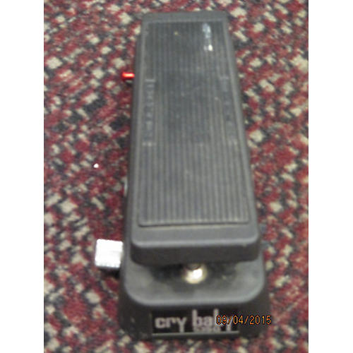 Dunlop 535Q Cry Baby Multi-Wah Effect Pedal-thumbnail