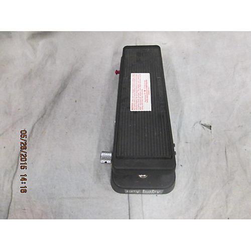 Dunlop 535Q Wah Black Effect Pedal-thumbnail