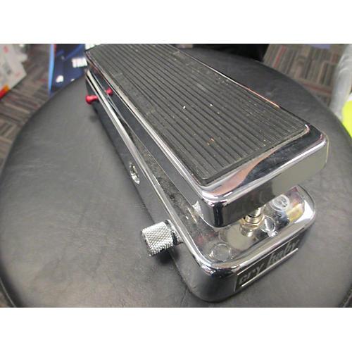 Dunlop 535Q Wah Chrome Effect Pedal