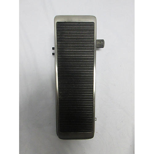Dunlop 535QC Chrome Cry Baby Wah Effect Pedal